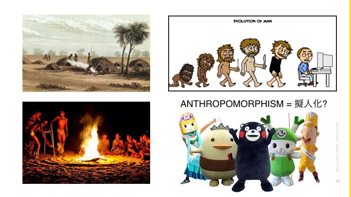 The psychology of brands - anthropomorphism